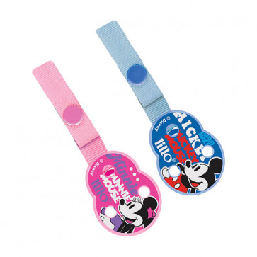 Prendedor de Chupeta Disney - Lillo