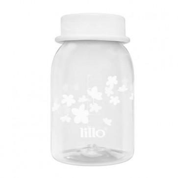 Recipiente leite Materno 120ml - Lillo