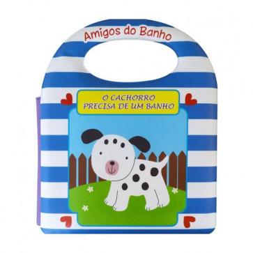 Amigos do BanhoCom Alça: Cachorro Precisa de Um Banho - Bicho Esperto