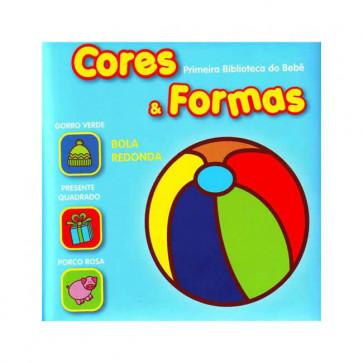 Cores & Formas: Primeira Biblioteca do Bebê - Bicho Esperto