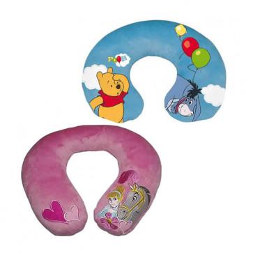 Protetor de pescoço Pooh e Princesas