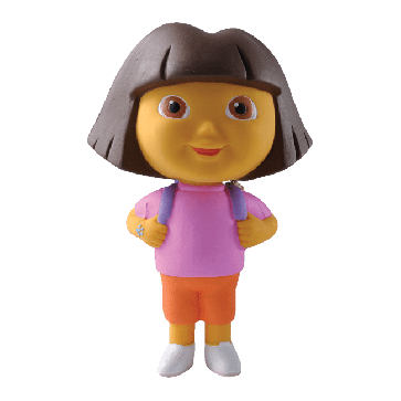 Boneco Dora Aventureira - Dora - Latoy