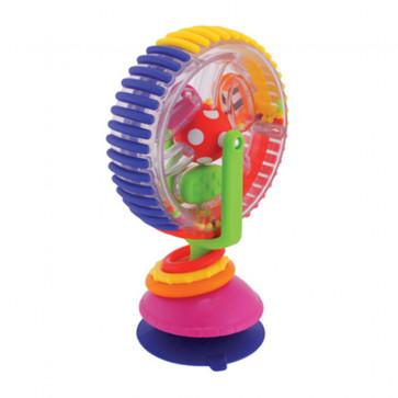 Brinquedo Cadeirão Carrossel - Sassy
