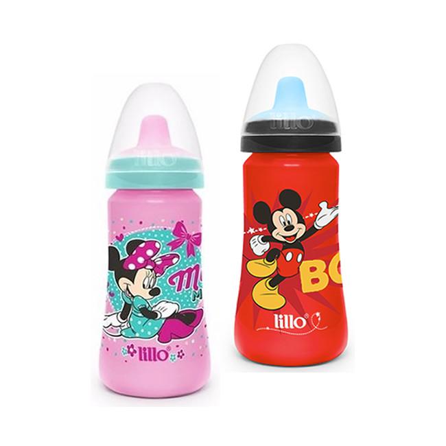 f90a05b02d Copo Colors Disney 300ml Bico TPE - Lillo