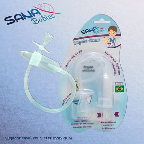 Sugador Nasal - Sana Babies