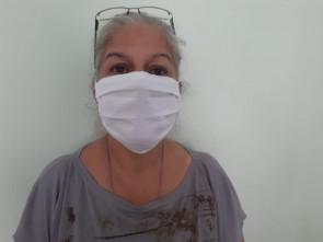 Mascara de Proteção Individual Lavável