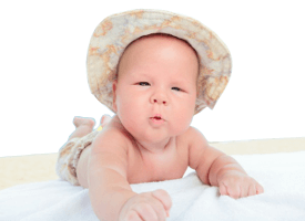 Produtos de passeio do bebê